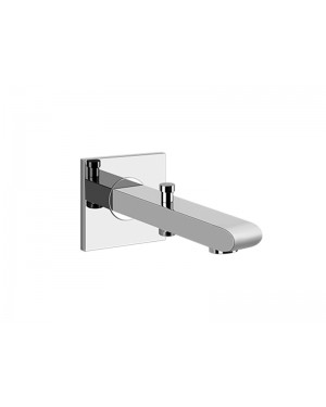 Gessi Via Solferino 49104 wall mounted spout with diverter
