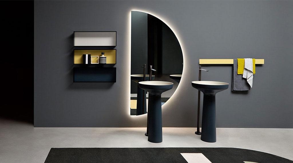 Antonio Lupi Specchio Edilceram Design